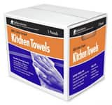 Buffalo Industries 5 lbs. Kitchen Towel Box in White BUF10249F