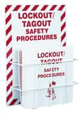 Lockout TAGOUT PROCEDURE STN Kit AKSS142 at Pollardwater