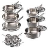 Wolf Range Cookware Set 10 Piece WWGCW100S