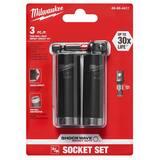 Milwaukee SHOCKWAVE™ 9-21/25 in. Drain Thin Wall Deep Impact Socket M49664417