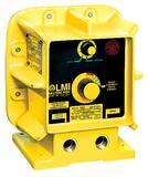 LMI LMI E Series 8 gph 60 psi PVDF Explosion Proof Chemical Metering Pump LE731312SI at Pollardwater
