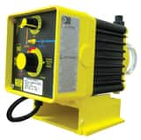 LMI LMI C7 Series 4 gph 100 psi 120V PTFE Chemical Metering Pump LC721469SI at Pollardwater