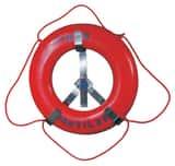 Cal-June 30 in. Premium Life Ring Rack C112330 at Pollardwater