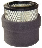 Solberg Manufacturing 5 mic Polyester Replacement Element S231P at Pollardwater