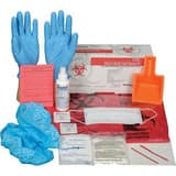 BLOODBORNE PATHOGEN KIT 28 PCS W/CP L217O at Pollardwater