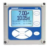 Emerson Process Management Rosemount™ Multi-Parameter pH Dual Channel Transmitter for Rosemount 396, 3900 pH and ORP Series Sensors E1056032238AN at Pollardwater