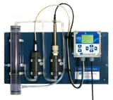 Electro Chemical Devices 1/4 x 3/4 in. 80 gph PVC, PVDF, PTFE, 316 Stainless Steel, Polypropylene and 304 Stainless Steel Barbed Total Chlorine Analyzer with Automatic pH Compensation E12900401 at Pollardwater