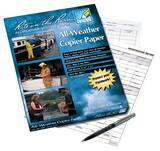Master Lock 17 in. All-Weather Copier Paper M8517 at Pollardwater