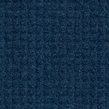 The Andersen Company Brush Hog Plus™ 35 in. Indoor and Outdoor Mat in Navy A38530235 at Pollardwater