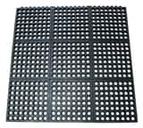 M+A Matting Comfort Mate™ 60 x 7/8 in. Anti-Fatigue Mat in Black AND303