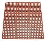 M+A Matting Comfort Mate™ 60 x 1/2 in. Anti-Fatigue Mat in Red AND302