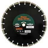 Cutter Diamond Products Heavy Duty Series 14 in Heavy Duty Asphalt Blade CHH714125 at Pollardwater