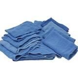 Mednik Riverbend 15 X 24 in. Reclaimed Huck Towel in Blue (Pack of 150) R2040LSCA