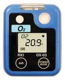 RKI 03 SERIES DETECTOR O2 0-40% R720010 at Pollardwater
