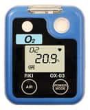 RKI 03 SERIES DTCTR CO 0-500 PPM R730060 at Pollardwater