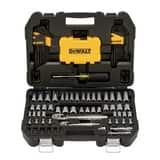 DEWALT 108-Piece Mechanics Tool Set with Case DDWMT73801
