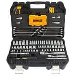 DEWALT 142-Piece Mechanical Tool Kit with Case DDWMT73802