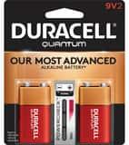 Duracell Quantum 9V Battery 2-Pack DQU1604B2Z