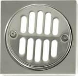 Monogram Brass® Polished Nickel Shower Drain MB605PN