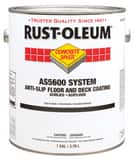 Rust-oleum Concrete Saver® 1-Gang Acrylic Anti-Slip Coating in Safety Yellow R261175