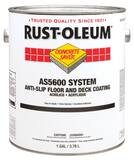 Rust-oleum Concrete Saver® 1-Gang Acrylic Anti-Slip Coating in Black R261176