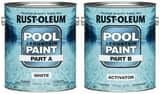 Rust-Oleum® 2-Gang Epoxy Pool Paint in White R267919