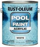 Rust-Oleum® 1-Gang Acrylic Pool Paint in White R269354