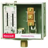 Honeywell Pressuretrol® 3-1/4 in. NPT 1/4 in. Controller Brass and Stainless Steel HL404F1367
