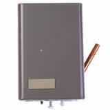 Honeywell Home L8148 Aquastat® 120 to 240 Deg F 0.2 Amp Hydronic Aquastat UL MP466 4-1/2 x 4-5/16 x 6-1/8 in. HL8148J1009