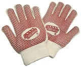 Memphis Glove Red Brick® L Size Terry Cloth Heavy weight 2-Ply Gloves M9460K