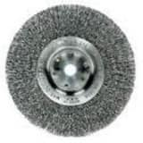 Weiler 8 in. Wire Wheel Brush W01775