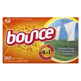 Bounce® 6-2/5 x 9 in. Fabric Softener PGC80168BX