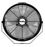 Air-King 12 in. 3-Blade Multi Mount Portable Fan A9312