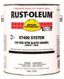 Rust-Oleum® V7400 System 1 gal Hydrant Enamel Paint in Safety Green R245476 at Pollardwater