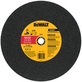 DEWALT 14 in. X 3/32 in. X 7/64 in. X 1 Metal Chop Saw Wheel DDW8001 at Pollardwater