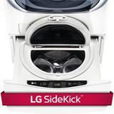 LG Electronics SideKicks® Pedestal Washer in White LGWD200CW