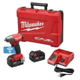 Milwaukee M18 Fuel™ 3/8 in. 2500 RPM Impact Wrench with Friction Ring Kit M275822 at Pollardwater