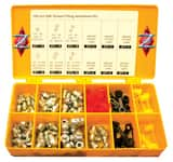 National Spencer Standard Grease Fitting Kit 100 Piece N10066