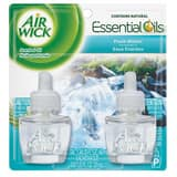 Air Wick 0.67 oz. Refill Fresh Water for Air Wick Scented Oil Warmer Unit (Case of 6) RAC79717CT