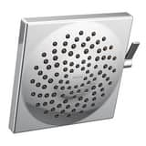 Moen Velocity Dual Function Rain and Rinse Showerhead MS6345