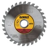 DEWALT 5-1/2 in. 30 TPI Metal Cutting Saw Blade DDWA7770