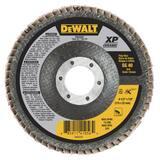 DEWALT 4-1/2 x 7/8 in. Ceramic Flap Disc DDWA8280