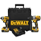 DEWALT Max® XR Cordless 20V 2 Tool Kit DDCK299P2 at Pollardwater