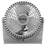 Air-King Commercial Grade 9 in. 2-speed Pivot Fan in Grey A9525