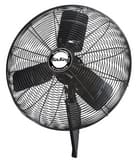 Air-King 24 in. 3-Blade Oscillating Wall Mount Portable Fan A99539
