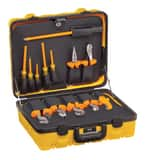 Klein Tools 18-7/8 in. Insulated Utility Tool Kit 13 Piece K33525 at Pollardwater