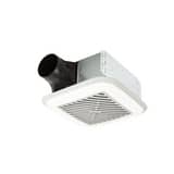 Broan Nutone InVent™ Series 110 CFM Bathroom Exhaust Fan in White B791LEDM
