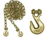 B/A Products Co 10 ft. Grade 70 Safety Chain B11A38G710