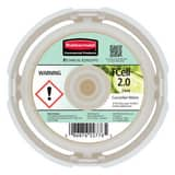 Rubbermaid Tcell™ 3-3/5 in. Cucumber Melon Odor Control 2-Refill R1957524