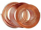 50 ft. x 3/8 in. Soft Copper Refrigeration Tube DRTC